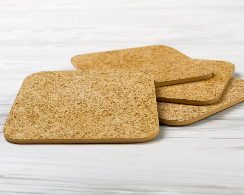 Cork Hot Pads or Cork Trivet Heat